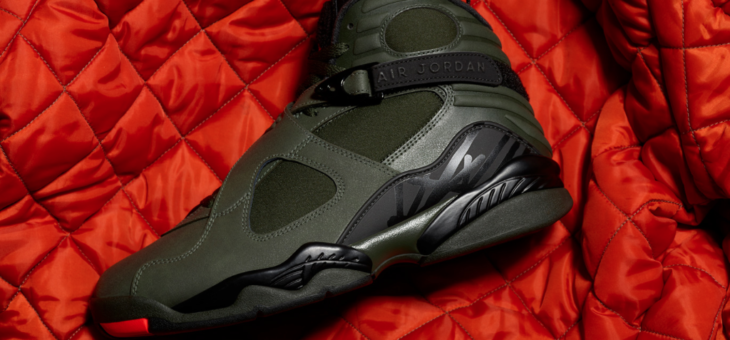 "Jordan Retro 8 ""Take Flight"" Restock"