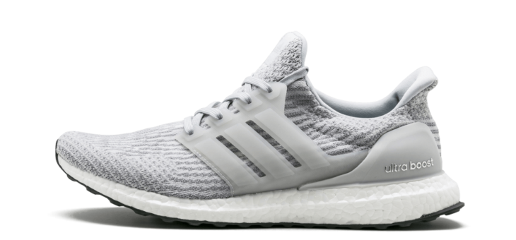Clear Grey Ultra Boost Restock
