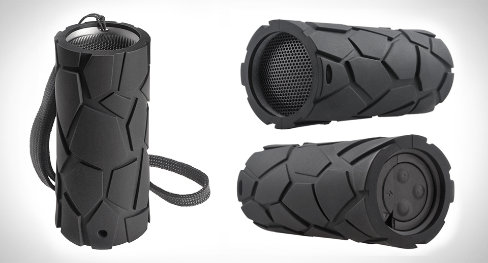 Cobra Airwave Mini Rugged Wireless Bluetooth Speaker Under