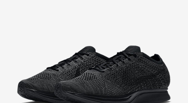 Triple Black Flyknit Racer for Under Retail + Free Shipping