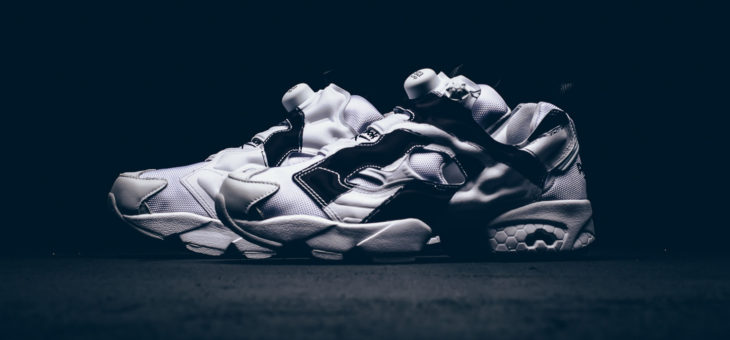 """Future x Reebok Instapump Fury """"Overbranded"""" on sale for $61 (retail $165)"""