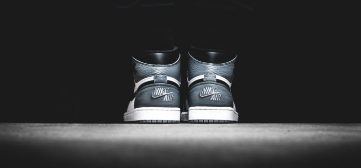"Jordan Retro 1 Rare Air ""Shadow"" on sale for $67 (retail $140)"