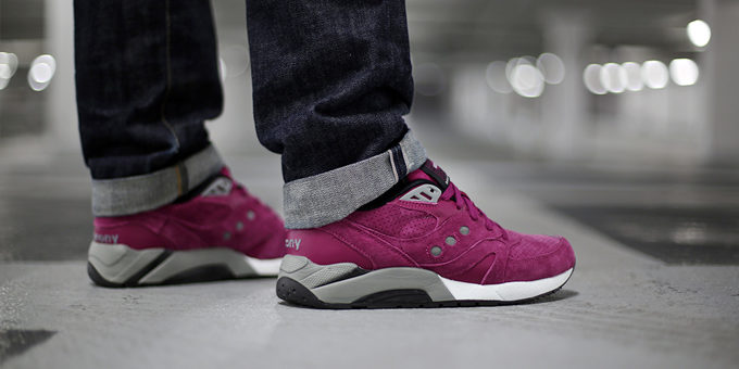 "Saucony ""Neon Nights"" on sale for $48 (retail $120)"