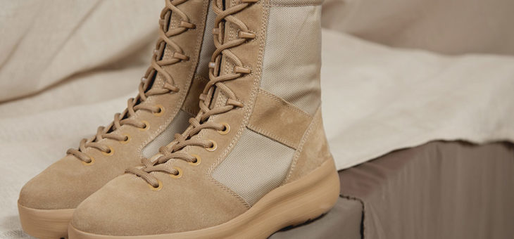 Yeezy Season 3 Rock Boot on sale for $254 (retail $645)