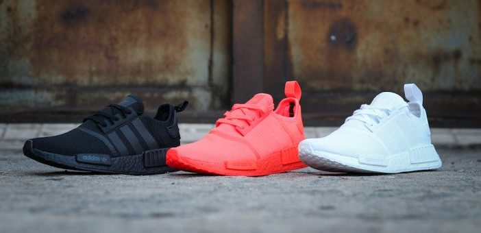 Adidas NMD Color Boost Pack Restock