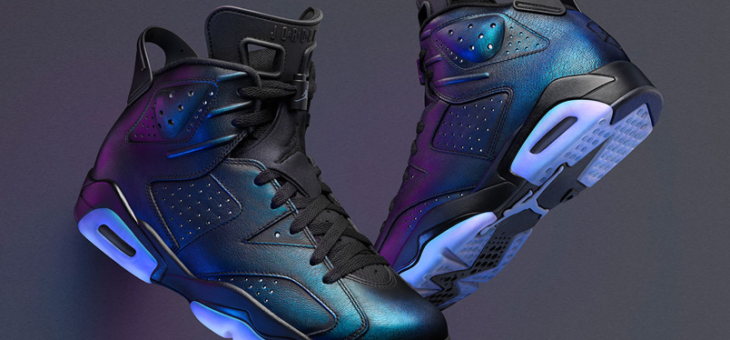 Jordan Retro 6 All-Star on sale for $152 and other Retro Jordan Steals