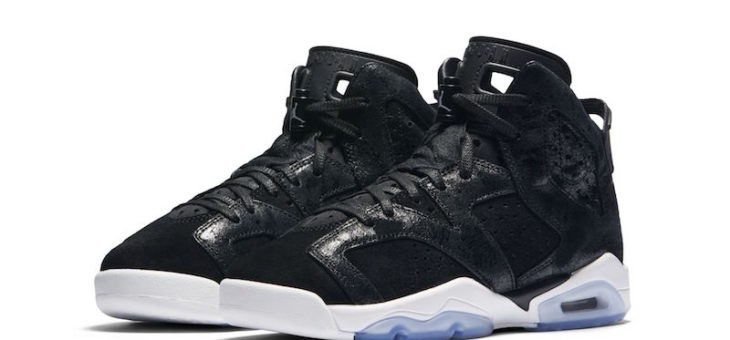 """Jordan 6 Retro Black Suede """"Heiress"""" Available Early"""