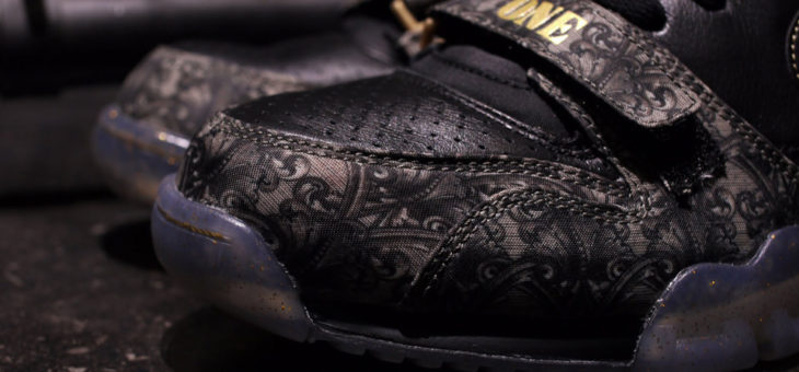 "Nike Air Trainer ""Paid In Full"" on sale for $79 (retail $120)"