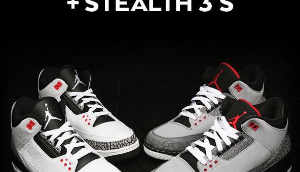 Jordan Retro 3 Restock