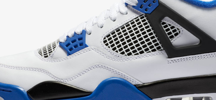 Jordan Retro 4 Motorsport on sale for $165 w/Free Shipping