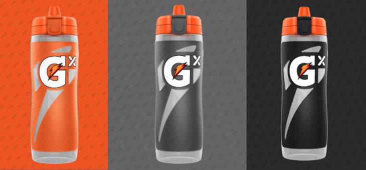 FREE – Personalized Gatorade Bottle