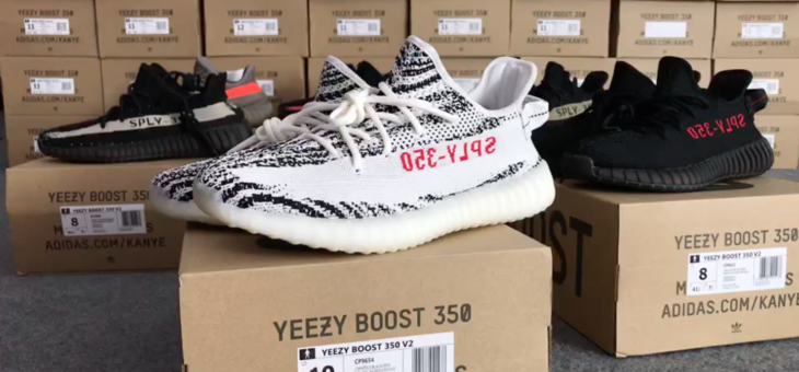 Are American Sneaker Boutiques Selling Fake Yeezys?