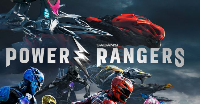 See The Power Rangers Movie for FREE – S/O @John011235