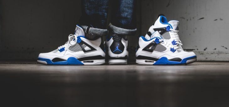 Jordan Retro 4 Motorsport Early Release Links