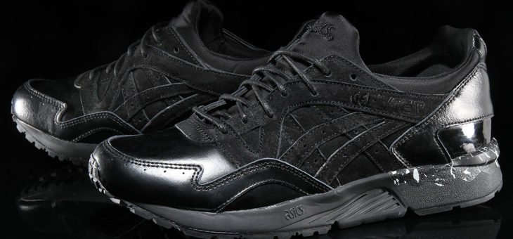 "Asics x Monkey Time GL-V ""Dress Up"" on sale for $85 w/Free Shipping"