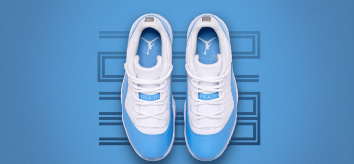 Jordan Retro 11 UNC will release in 15 minutes