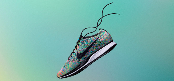 Nike Flyknit Racer Multicolor, Goddess and more on sale for $90 with Free Shipping