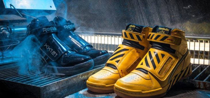 "Reebok 2017 Alien Stomper ""Final Battle Pack"" Giveaway"