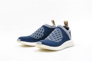 adidas Originals NMD R1 Men's Running Shoes Black/Grey/White