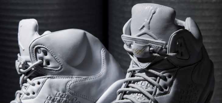 "Air Jordan 5 Retro Premium ""Pure Platinum"" Release Links (881432-003)"
