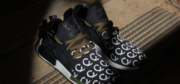 Quality & Conflict Adidas NMD_XR1