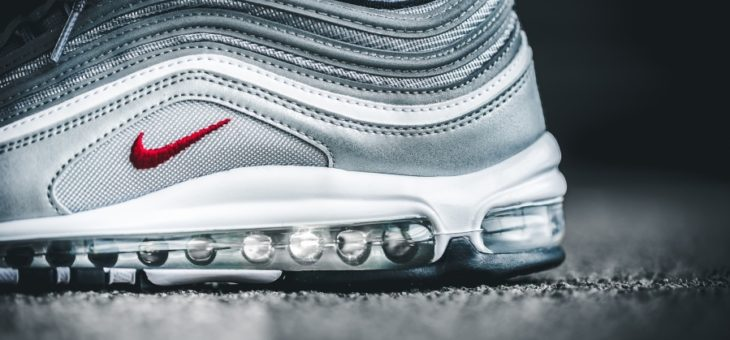 Nike Air Max 97 Silver Bullet will release in 15 minutes