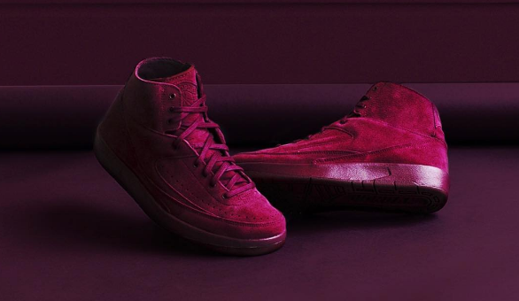 "Nike Air Jordan 2 Retro ""Decon"" Bordeaux (897521-606) Release Links"