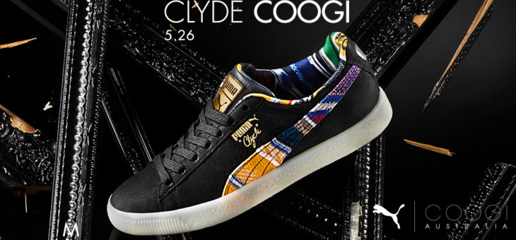 """COOGI x Puma Clyde """"Notorious Sweater"""" drops in 15 minutes"""