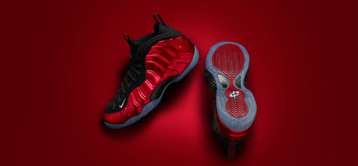 Nike Air Foamposite Pro Metallic Red (314996-610) Release Links