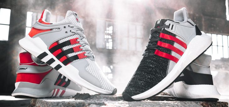 """adidas Consortium x Overkill EQT """"Coat of Arms"""" Pack Release Links"""