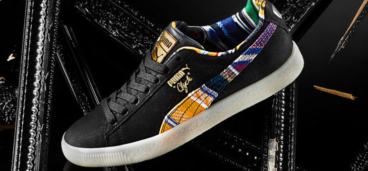 """COOGI x Puma Clyde Low """"Notorious Sweater"""" Release Links"""