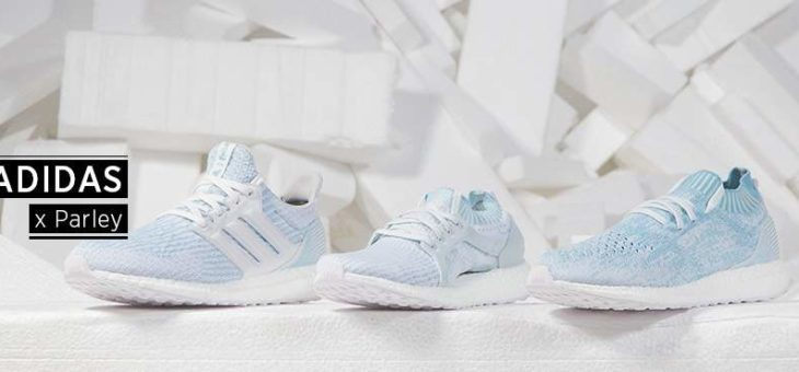 Parley Oceans x adidas UltraBoost Release Links