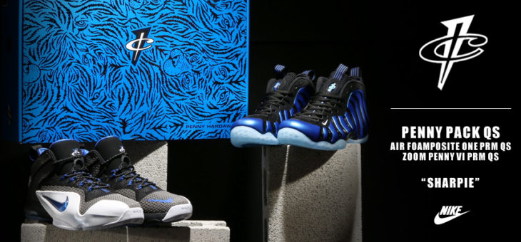 Nike Sharpie Penny Pack Under Retail