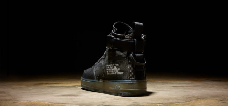 Special Field Air Force 1 QS Urban Utility