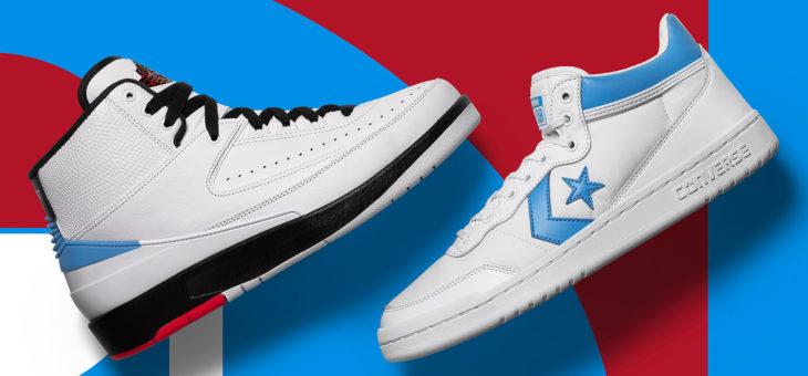 "Jordan x Converse ""Alumni Pack"" (917931-900) Release Info"