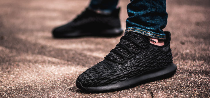 Adidas Tubular Shadow Triple Black (BB8819) on sale for $68 (retail $110)