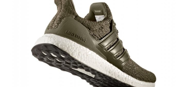 adidas UltraBoost Trace Olive UNDER RETAIL with FREE SHIPPING