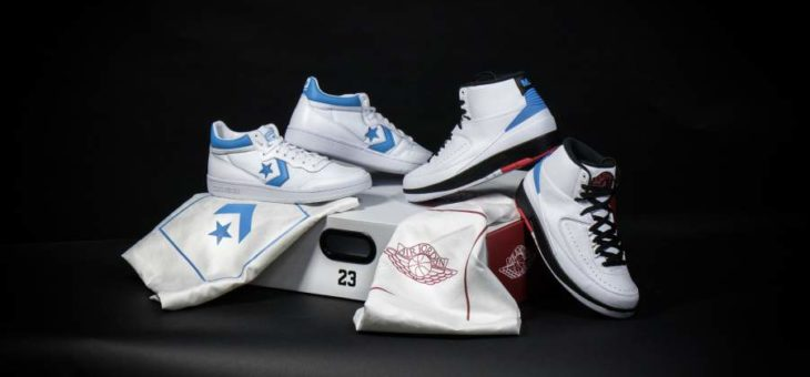 Jordan x Converse Pack on sale for $190 (retail $300)
