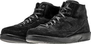 Jordan Retro 2 Decon Triple Black 897521-010