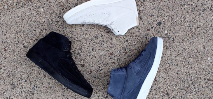 Jordan Retro 2 Decon Tonal Pack July 15th Release Links