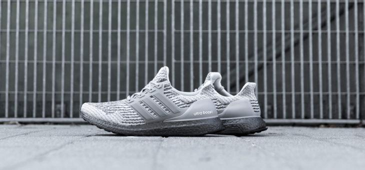 """adidas UltraBoost """"Triple Grey"""" Release Links"""