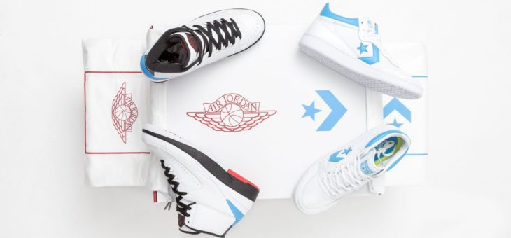 "Jordan x Converse ""Alumni Pack"" UNDER RETAIL"