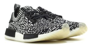 Adidas NMD R1 Primeknit Color Static BW1126 Sneaker District