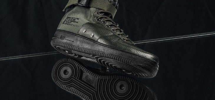 Nike SF AF1 Sequoia (917753-300) Release Links