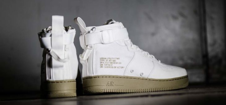 Nike Special Field Air Force 1 Mid Ivory Release Links