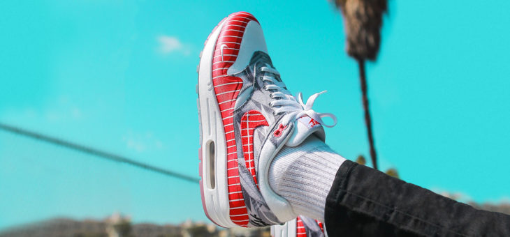"Wasafu x Nike Air Max 1 ""LHM"" Release Links"