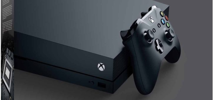 Xbox One X Preorder Links