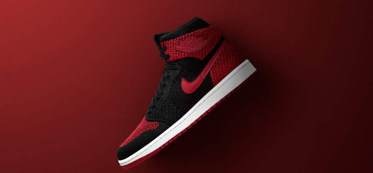 "Jordan Retro 1 Flyknit ""Banned"" Release Links"