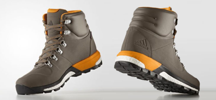 70% off adidas CW Pathfinder Boots with Boost + Free Shipping