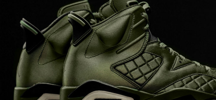 "The Retro 6 Pinnacle ""Flight Jacket"" looks good for fall… but that price."